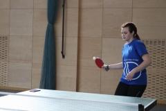 Medregijsko tekmovanje v namiznem tenisu za dekleta (1)