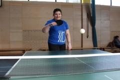 Medregijsko tekmovanje v namiznem tenisu za dekleta (2)