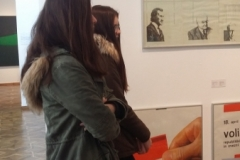 Obisk Umetnostne galerije Maribor
