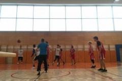 Prijateljska tekma v košarki (1)