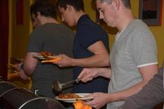 Slavnostna večerja ob slovesu maturantov-060