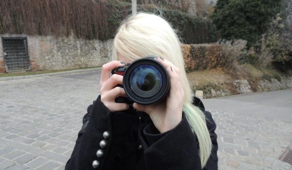 Foto krozek